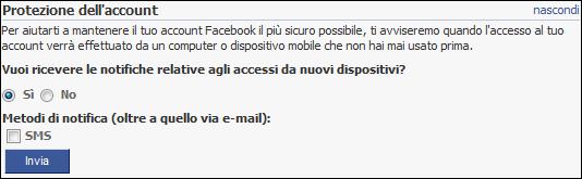 Come scoprire se qualcuno entra con i nostri dati di accesso su Facebook