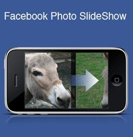 facebook slideshow