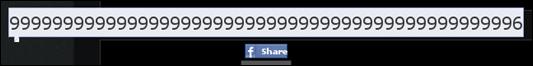 Come falsificare il contatore condivisioni di Facebook