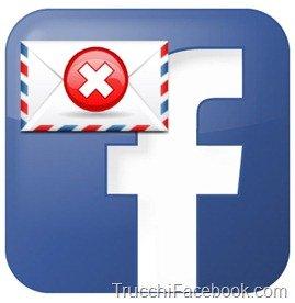 Come disattivare le e-mail di notifiche da Facebook