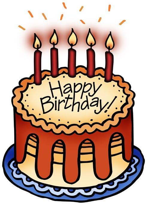 Birthday Cake Claudio