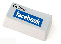 Le foto eliminate su Facebook sono accessibili