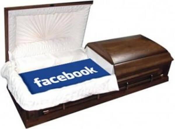 Come segnalare una persona morta su Facebook