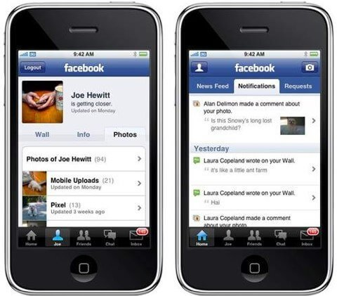 Come sincronizzare gli amici di Facebook con l'iPhone