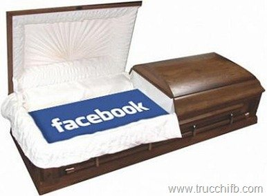 segnalare persona morta su Facebook