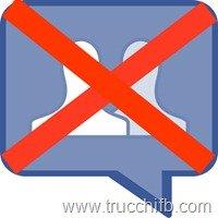 eliminare gruppo facebook