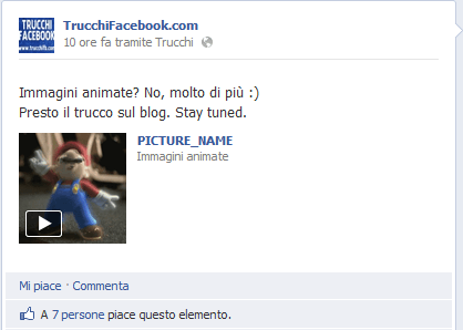 file flash su facebook