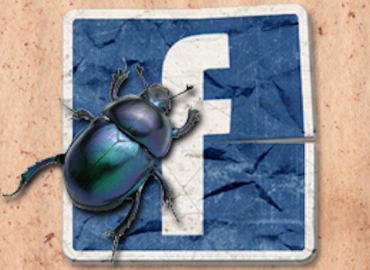 Un BUG su Facebook crea post che non possono essere eliminati