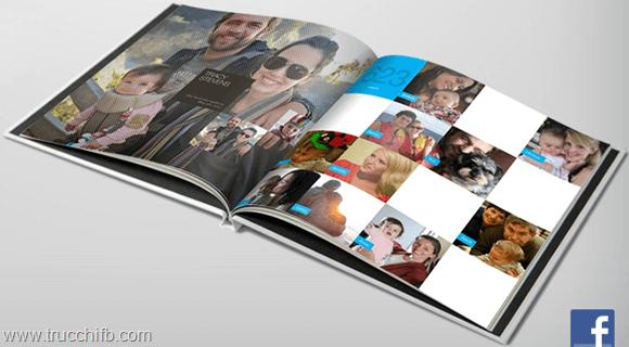 Come creare un foto-libro del tuo profilo