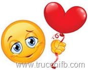cuore palloncino