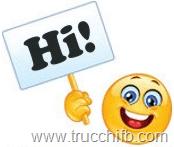hi ciao
