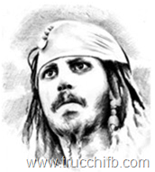 Captain Sparrow (Johnny Depp)