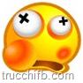 emoticon che ha fatto a botte