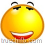 emoticon felice e spensierata