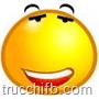 emoticon felice e spensierata