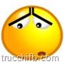emoticon timida