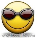 faccina cool occhiali da sole