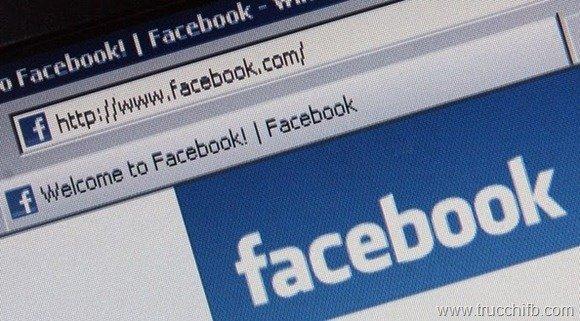 Lista collegamenti diretti di Facebook