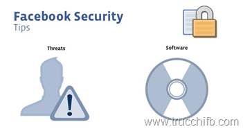 minacce sicurezza e software per facebook
