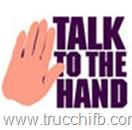 parla alla mano