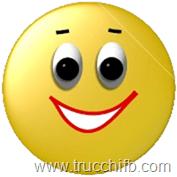 smile gigante sorridente