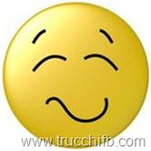 smile labbro storto