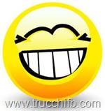sorridente con dentoni