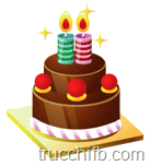 torta candeline