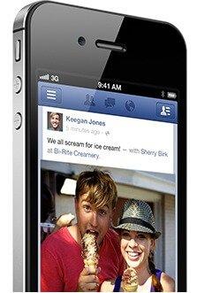 Come sincronizzare le foto da iPhone o Android con Facebook