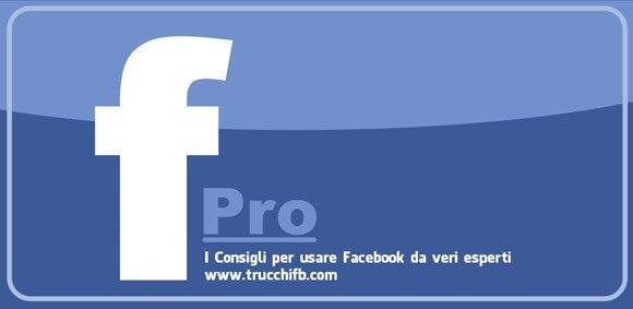 facebook pro - consigli per esperti