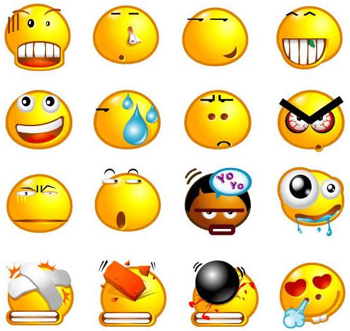 Nuove emoticon per Facebook (seconda parte)