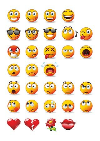 Smileys Facebook
