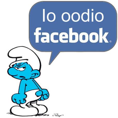 Le 7 cose più odiate su Facebook