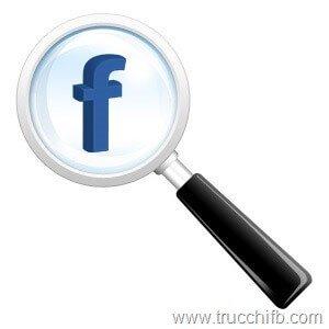 Come cercare su Facebook e rimuovere contenuti poco professionali