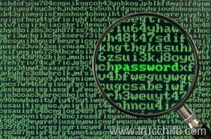 Messaggio criptato con password