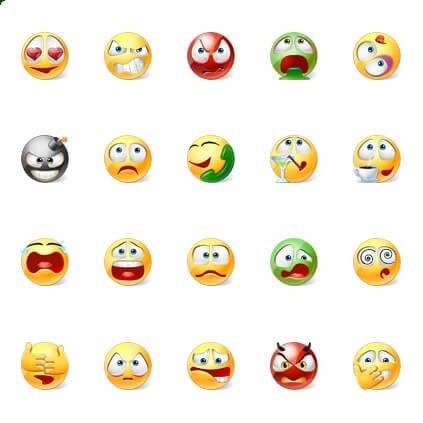 Emoticon Facebook PRO Style – Seconda Parte