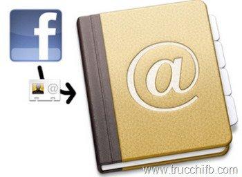 Come esportare la lista amici da Facebook