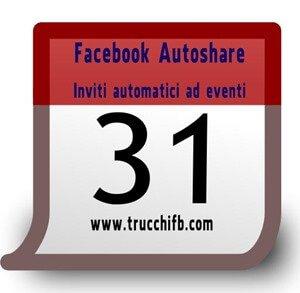 Autoshare – Applicazione che aiuta i PR a promuovere eventi su Facebook