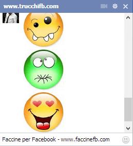 Faccine Facebook smorfia