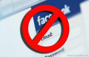 Restrizioni Facebook