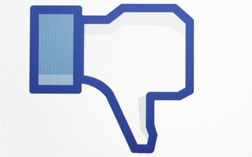 Quante persone cliccano non mi piace sulla pagina?