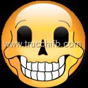 scheletro giallo