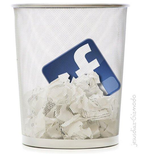 3 cose da fare prima di eliminare un account Facebook