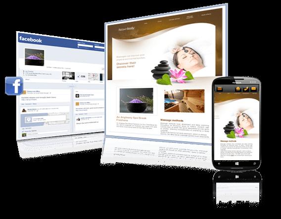 Come trasformare una pagina Facebook in un sito internet