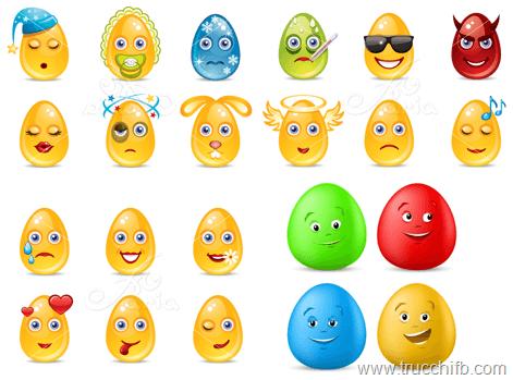 Faccine Facebook sulla Pasqua