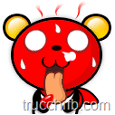 rosso infuocato