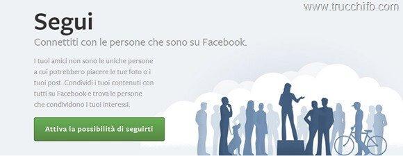 segui facebook