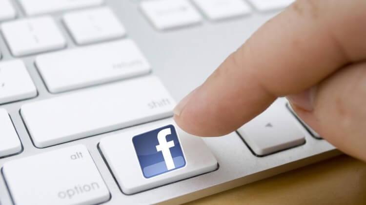 Come usare Facebook solo con la tastiera