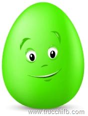 uovo verde