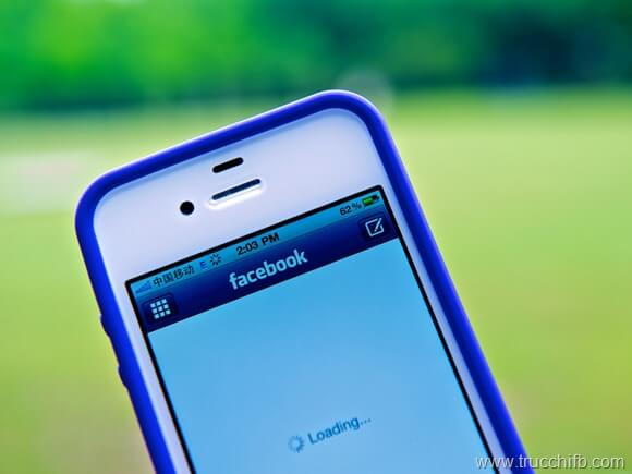 cellulare facebook